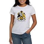 Wentworth Family Crest Women's T-Shirt