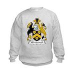 Wentworth Family Crest Kids Sweatshirt