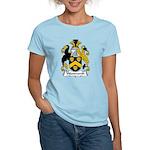 Wentworth Family Crest Women's Light T-Shirt