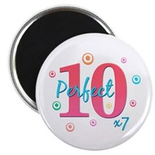Perfect 10 x7 Magnet