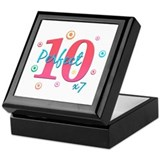 Perfect 10 x7 Keepsake Box