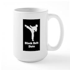 Karate Black Belt Mug