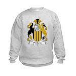 Wellend Family Crest Kids Sweatshirt