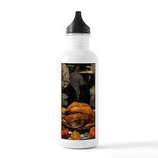 Thanksgiving Turkey fo Water Bottle