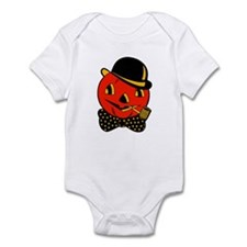 Pumpkin Infant Bodysuit