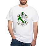Weare Family Crest White T-Shirt