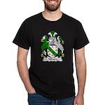 Weare Family Crest Dark T-Shirt