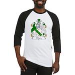 Weare Family Crest Baseball Jersey