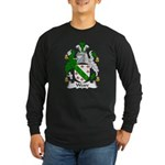 Weare Family Crest Long Sleeve Dark T-Shirt