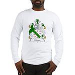 Weare Family Crest Long Sleeve T-Shirt