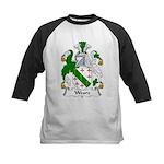 Weare Family Crest Kids Baseball Jersey