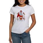 Wayne Family Crest Women's T-Shirt