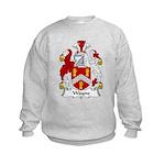 Wayne Family Crest Kids Sweatshirt
