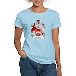 Wayne Family Crest Women's Light T-Shirt