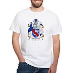 Wayland Family Crest White T-Shirt
