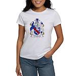 Wayland Family Crest Women's T-Shirt