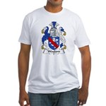 Wayland Family Crest Fitted T-Shirt