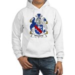 Wayland Family Crest Hooded Sweatshirt