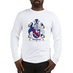 Wayland Family Crest Long Sleeve T-Shirt