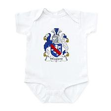 Wayland Family Crest Infant Bodysuit