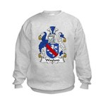 Wayland Family Crest Kids Sweatshirt