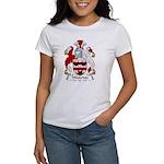 Waterton Family Crest Women's T-Shirt