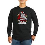 Waterton Family Crest Long Sleeve Dark T-Shirt