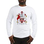 Waterton Family Crest Long Sleeve T-Shirt
