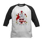 Waterton Family Crest Kids Baseball Jersey