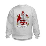 Waterton Family Crest Kids Sweatshirt