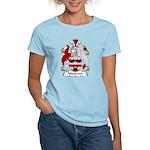 Waterton Family Crest Women's Light T-Shirt