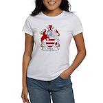 Wass Family Crest Women's T-Shirt