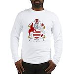 Wass Family Crest Long Sleeve T-Shirt