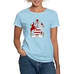 Wass Family Crest Women's Light T-Shirt