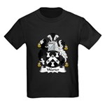 Warter Family Crest Kids Dark T-Shirt