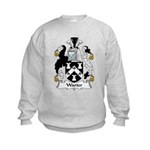 Warter Family Crest Kids Sweatshirt