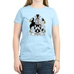 Warter Family Crest Women's Light T-Shirt