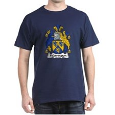 Warrington Family Crest T-Shirt