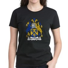 Warrington Family Crest Tee