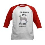 Smooth Collie Slvr Tee