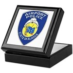 Alaska Airport Police Keepsake Box
