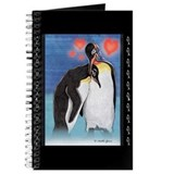 Emperor penguin illustration Journal