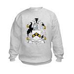 Wadham Family Crest Kids Sweatshirt