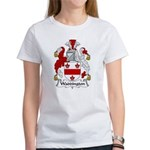 Waddington Family Crest Women's T-Shirt