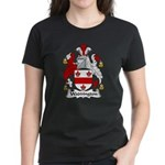 Waddington Family Crest Women's Dark T-Shirt