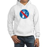 No Djembe Playing - Spain Hoodie