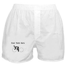 Distressed Cycling (Custom) Boxer Shorts