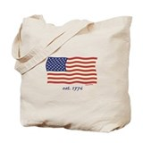 Established 1776 Tote Bag