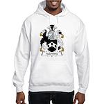 Valentine Family Crest Hooded Sweatshirt