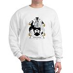 Valentine Family Crest  Sweatshirt